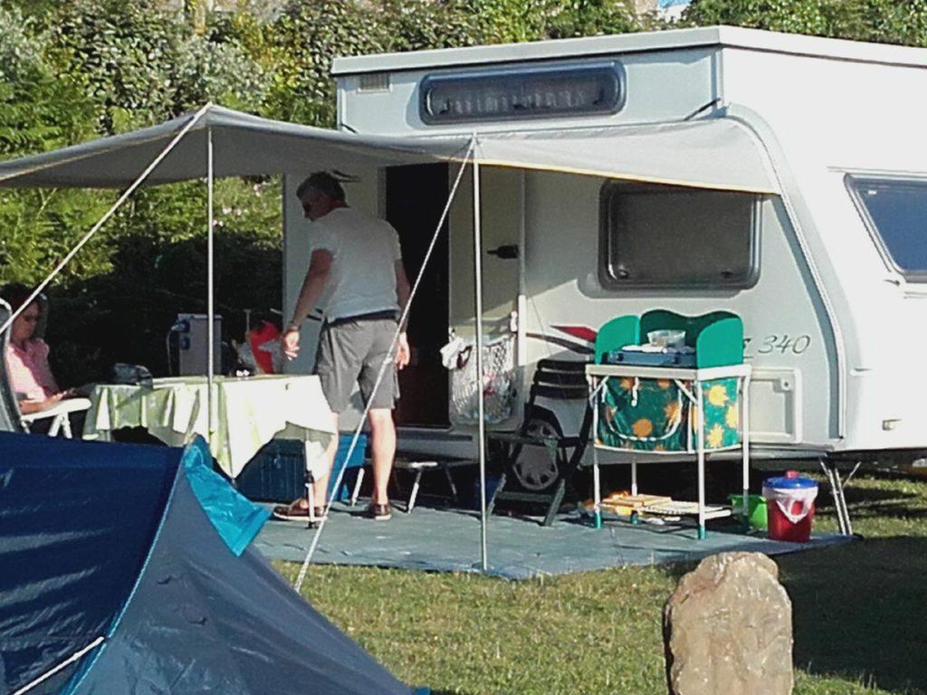 emplacement caravane camping bretagne