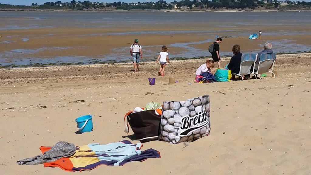camping près de la plage
