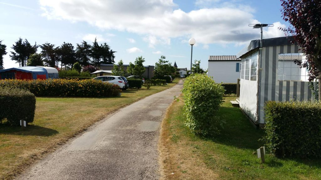 emplacement de camping Bretagne