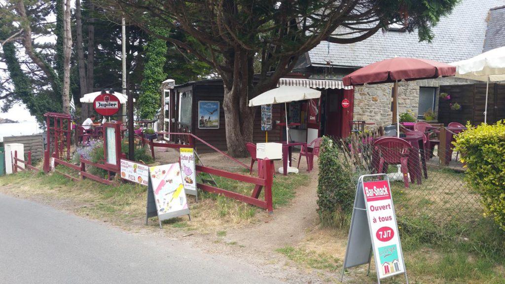 Bar Snack et terrasse