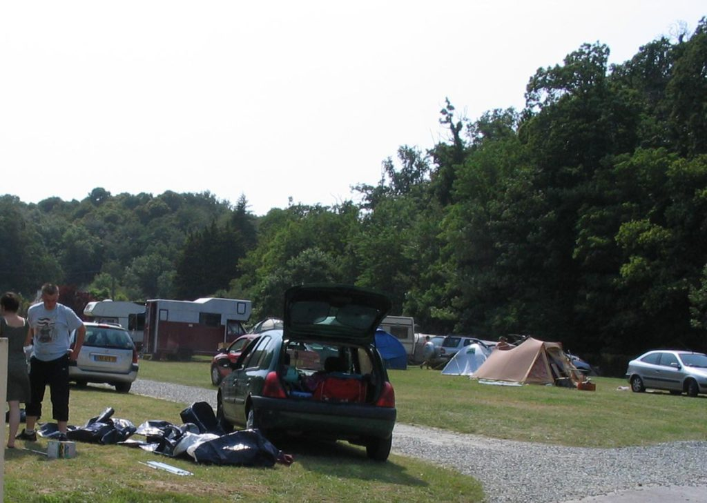 Emplacement camping bretagne