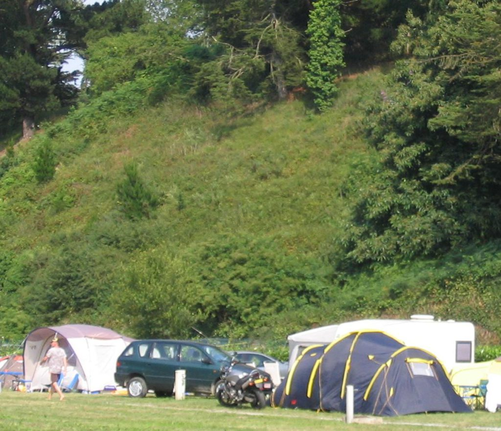 Emplacement camping st cast le guildo
