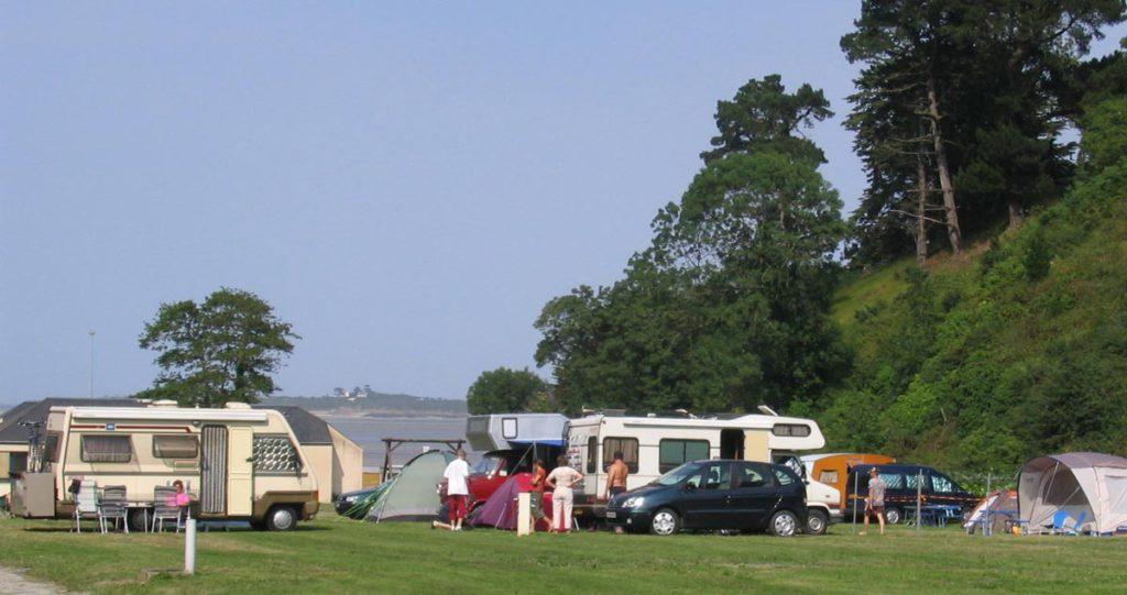 Emplacement camping 4 vaulx
