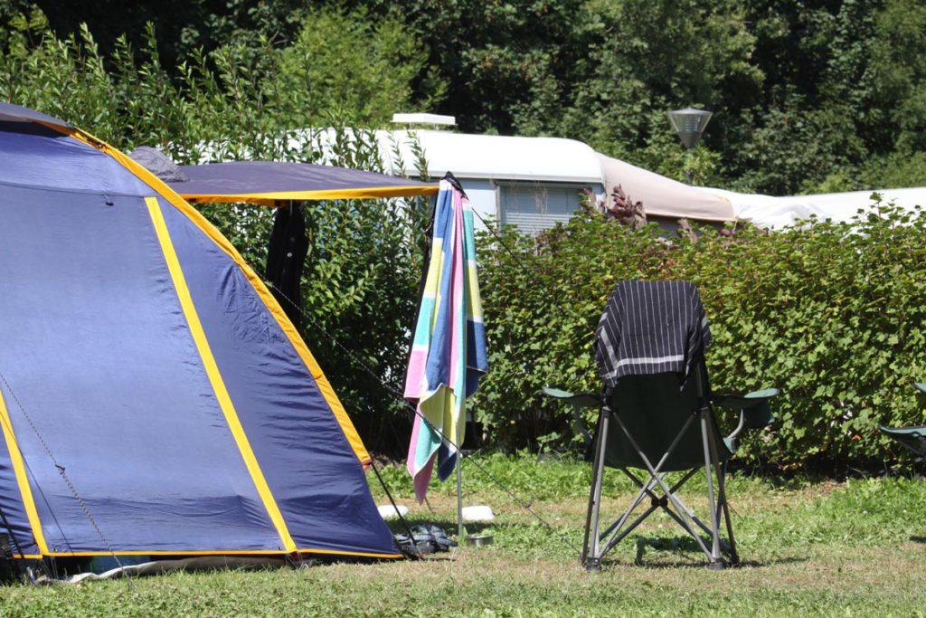 tente du camping