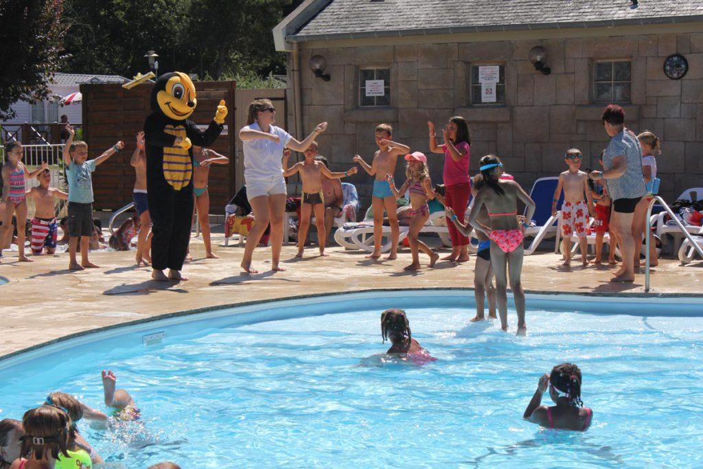 camping piscine st cast le guildo