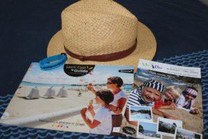 brochure du camping