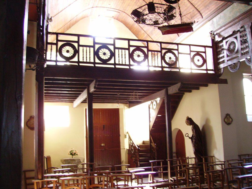 chapelle St Cast