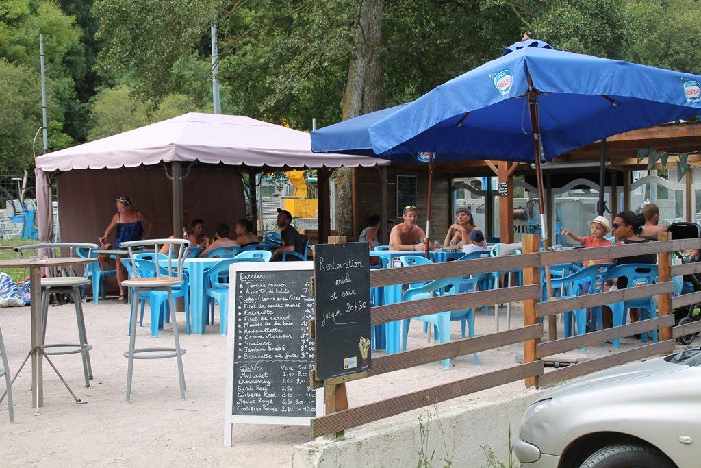 snack-bar la cabane