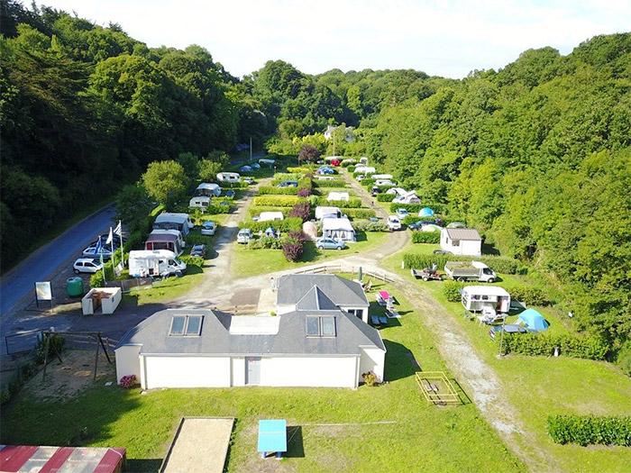 camping de la côte d'Emeraude