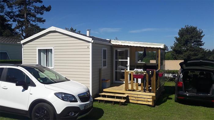 hébergement petit camping familial