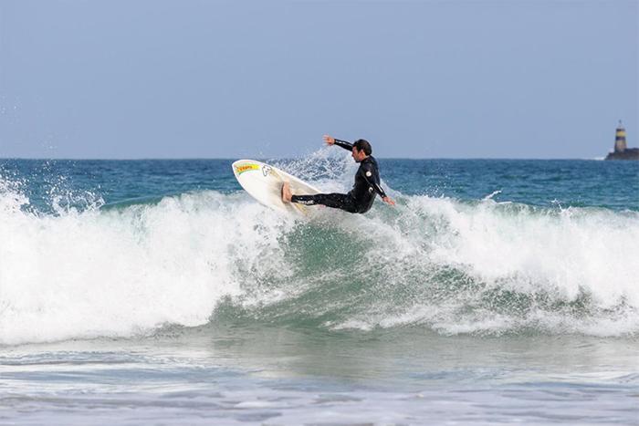 Week end surf en côtes d'Armor