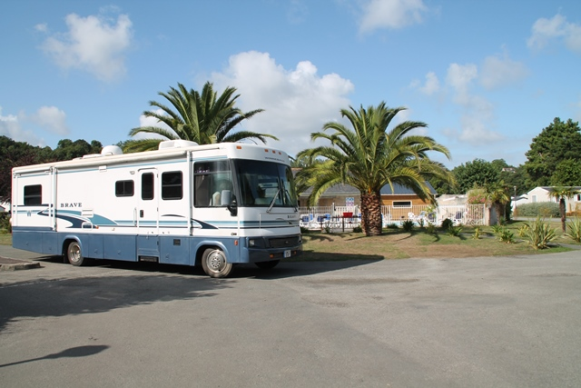 Forfait Camping-Car, 2 pers emplacement 35m²